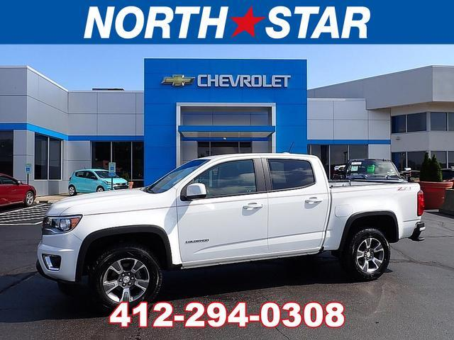 2018 Chevrolet Colorado Vehicle Photo in Moon Township, PA 15108