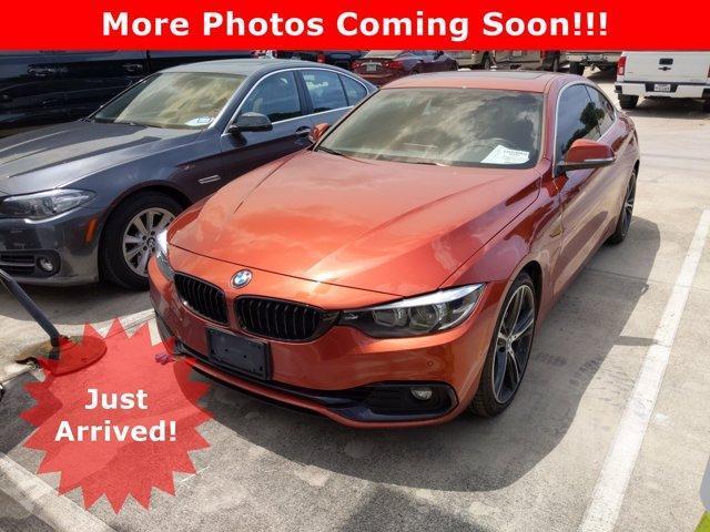 2019 BMW 430i Vehicle Photo in SELMA, TX 78154-1460