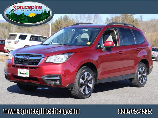 2018 Subaru Forester Vehicle Photo in Spruce Pine, NC 28777