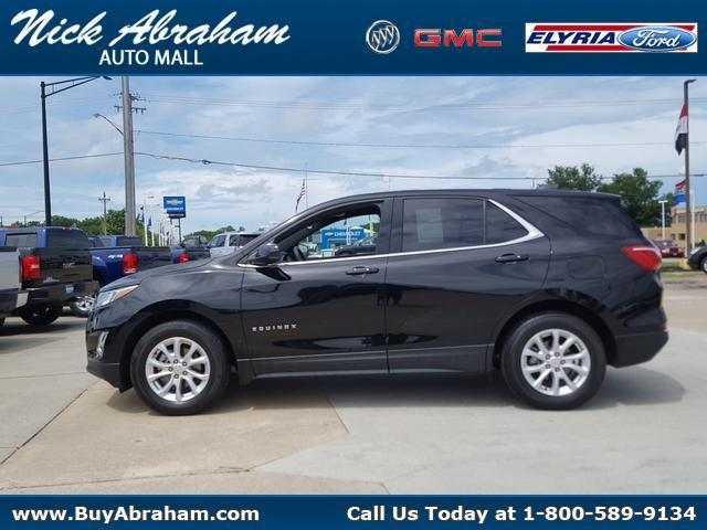 2018 Chevrolet Equinox Vehicle Photo in ELYRIA, OH 44035-6349