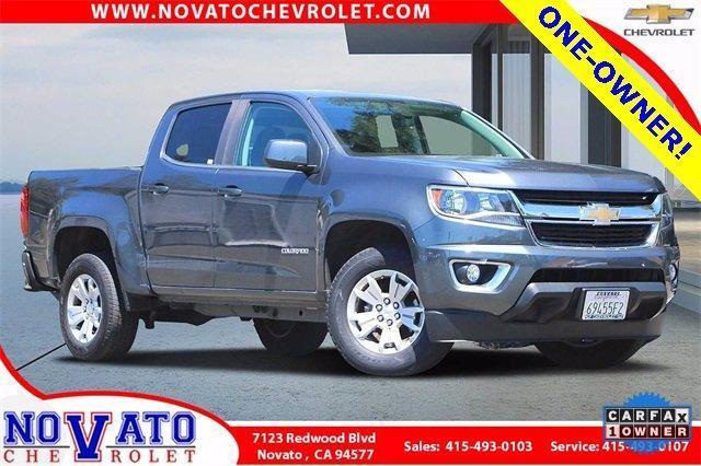 2017 Chevrolet Colorado Vehicle Photo in NOVATO, CA 94945-4102