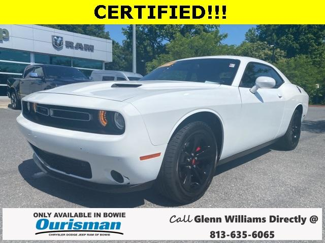 2019 Dodge Challenger Vehicle Photo in Bowie, MD 20716