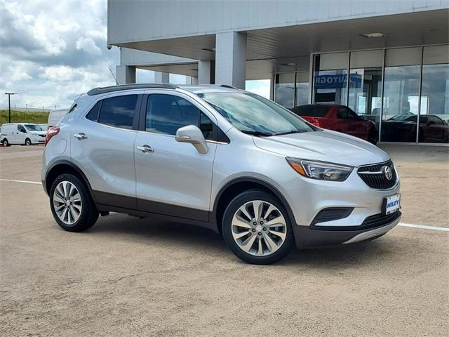 2018 Buick Encore Vehicle Photo in Fort Worth, TX 76116