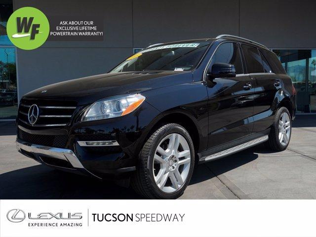 2015 Mercedes-Benz M-Class Vehicle Photo in Tucson, AZ 85712
