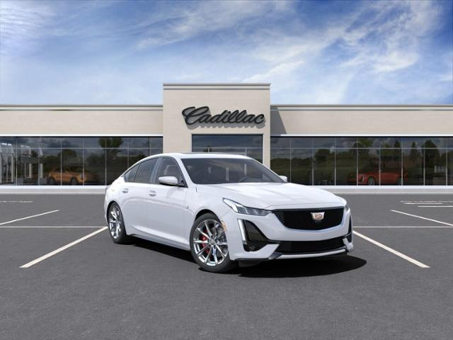 2021 Cadillac CT5 Vehicle Photo in MADISON, WI 53713-3220