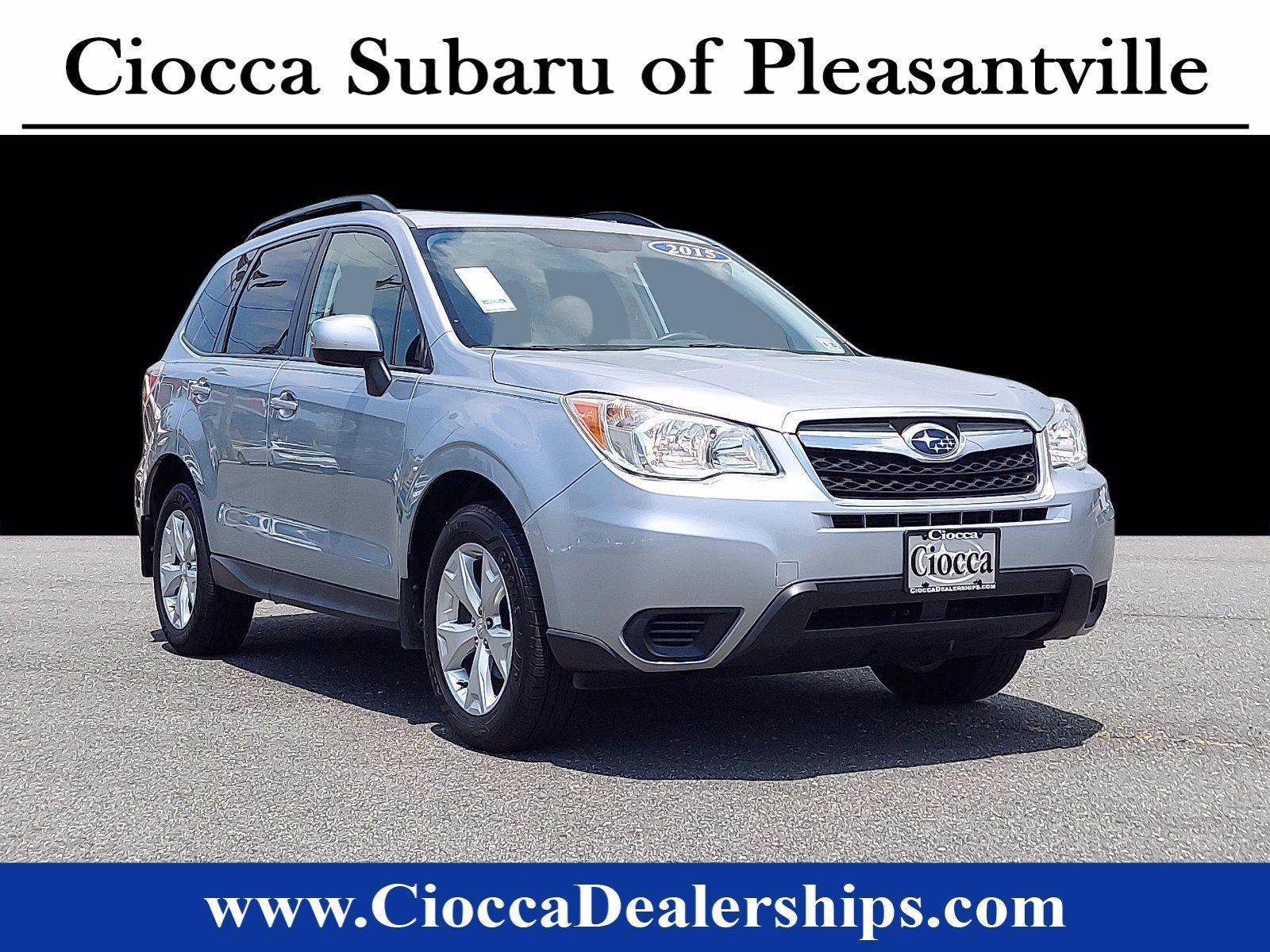 2015 Subaru Forester Vehicle Photo in Pleasantville, NJ 08232