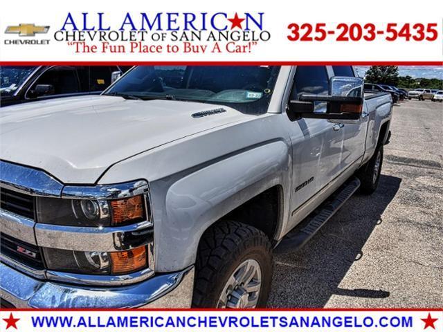 2016 Chevrolet Silverado 2500HD Vehicle Photo in SAN ANGELO, TX 76903-5798