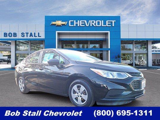 2018 Chevrolet Cruze Vehicle Photo in La Mesa, CA 91942