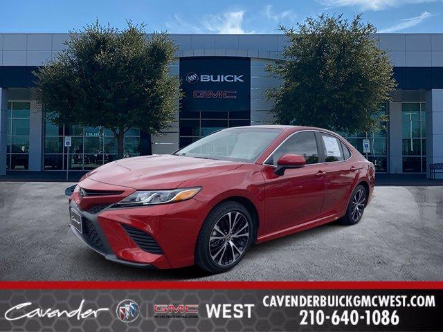 2020 Toyota Camry Vehicle Photo in San Antonio, TX 78254