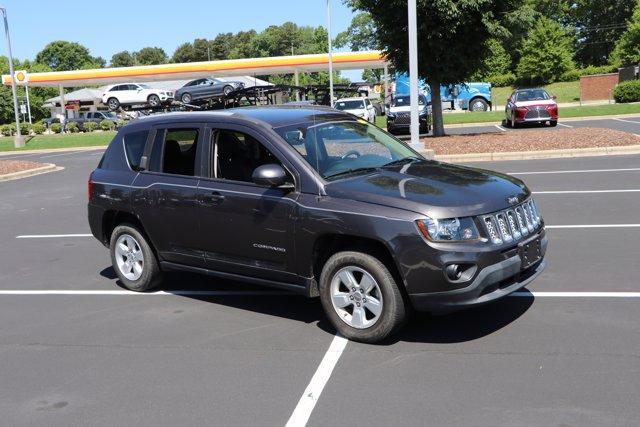 2017 Jeep Compass Vehicle Photo in Charlotte, NC 28269