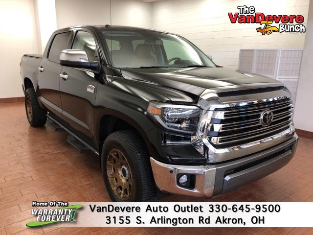 2019 Toyota Tundra 4WD Vehicle Photo in Akron, OH 44312