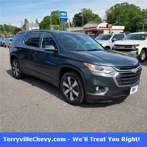 2018 Chevrolet Traverse Vehicle Photo in TERRYVILLE, CT 06786-5904