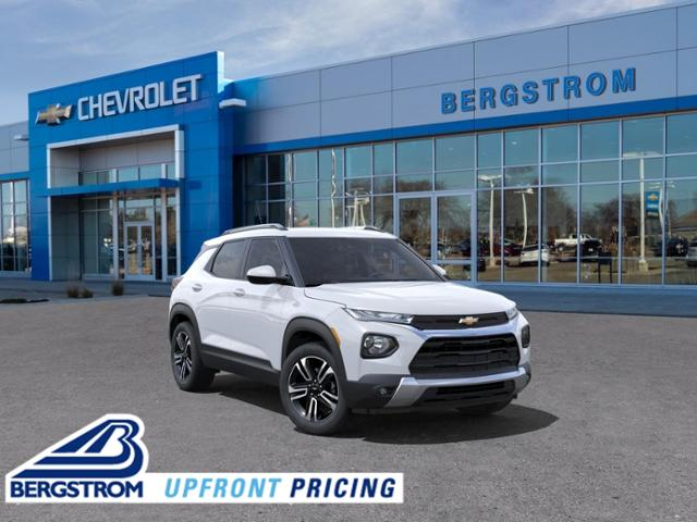2021 Chevrolet Trailblazer Vehicle Photo in MADISON, WI 53713-3220