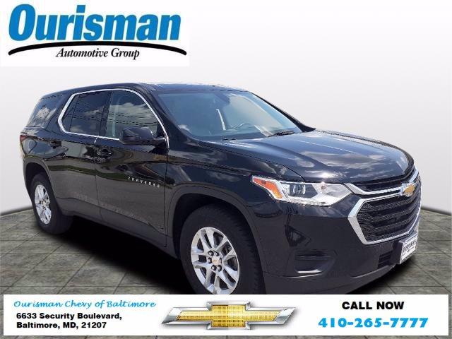 2018 Chevrolet Traverse Vehicle Photo in BALTIMORE, MD 21207-4000