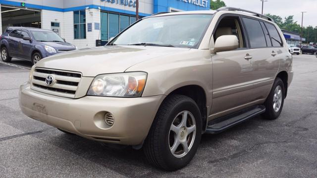 2006 Toyota Highlander Vehicle Photo in MILFORD, OH 45150-1684