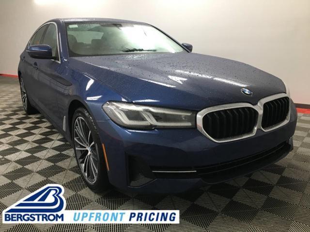 2021 BMW 530i xDrive Vehicle Photo in Appleton, WI 54913
