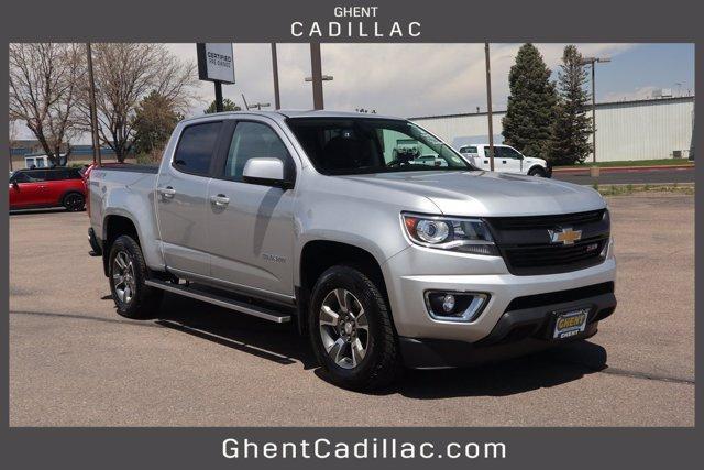 2020 Chevrolet Colorado Vehicle Photo in Greeley, CO 80634