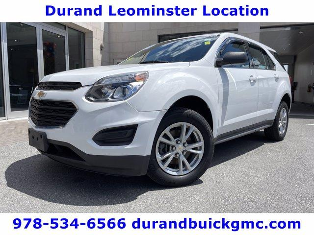 2017 Chevrolet Equinox Vehicle Photo in Leominster, MA 01453