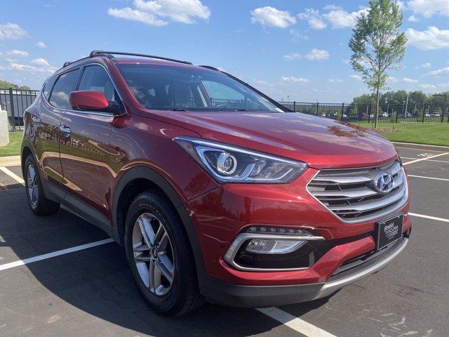 2017 Hyundai Santa Fe Sport Vehicle Photo in Charlotte, NC 28227