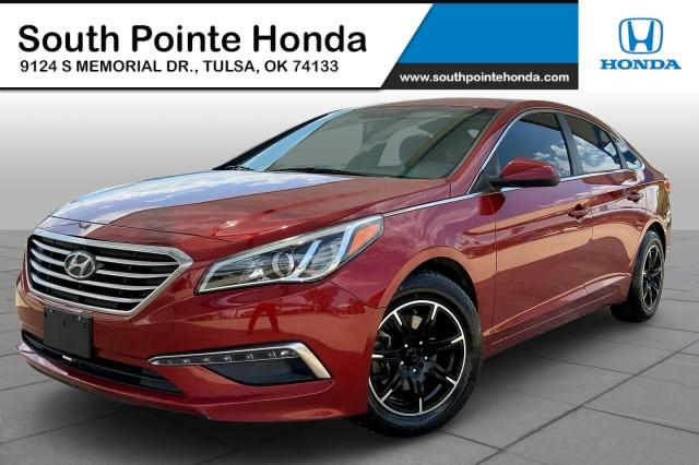 2015 Hyundai Sonata Vehicle Photo in Tulsa, OK 74133