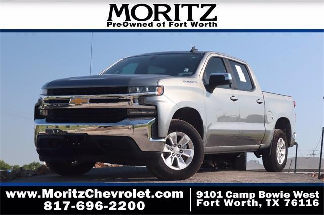 2020 Chevrolet Silverado 1500 Vehicle Photo in Fort Worth, TX 76116