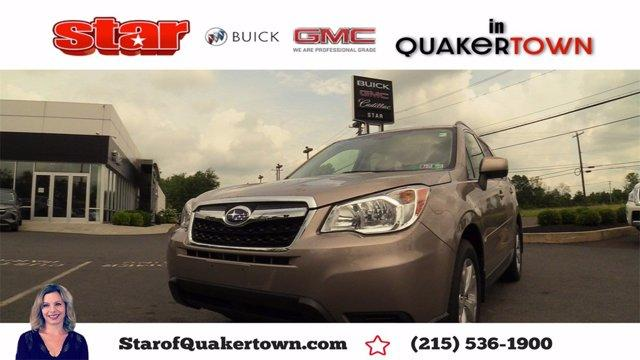 2015 Subaru Forester Vehicle Photo in QUAKERTOWN, PA 18951-2312