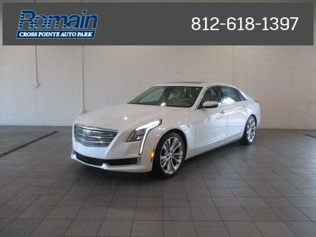 2017 Cadillac CT6 Vehicle Photo in Evansville, IN 47715
