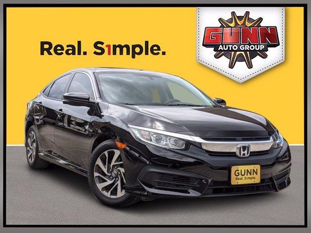 2018 Honda Civic Sedan Vehicle Photo in San Antonio, TX 78230
