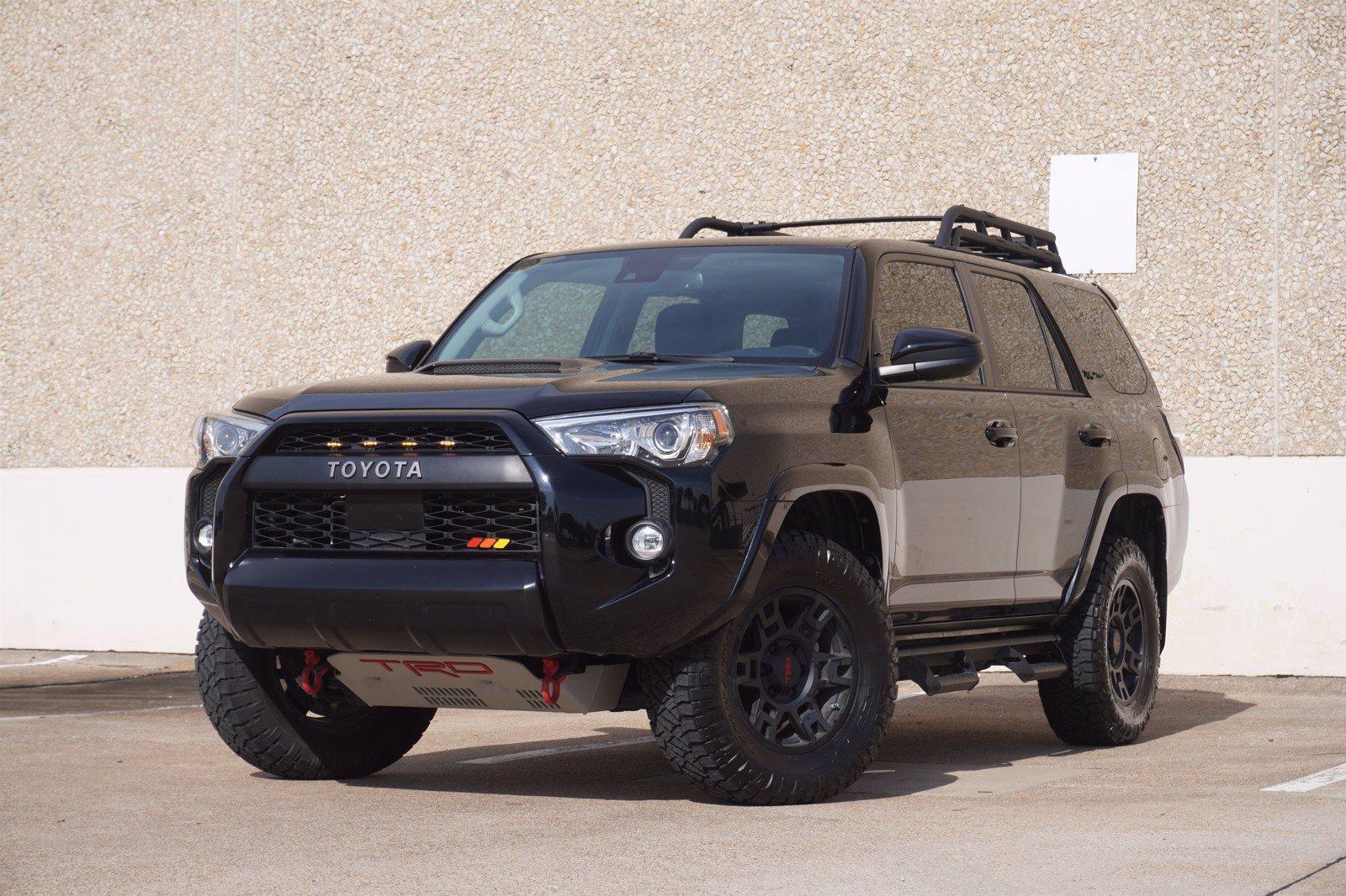 2020 Toyota 4Runner Vehicle Photo in Grapevine, TX 76051