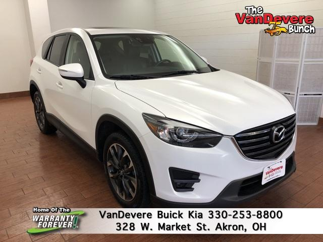 2016 Mazda CX-5 Vehicle Photo in Akron, OH 44303
