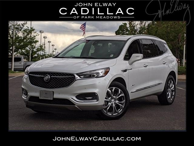2019 Buick Enclave Vehicle Photo in LONE TREE, CO 80124-2754