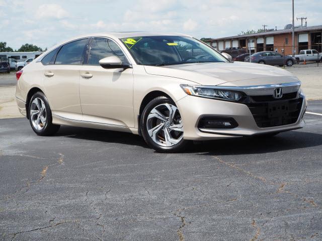 2019 Honda Accord Sedan Vehicle Photo in Greensboro, NC 27405