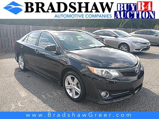 2012 Toyota Camry Vehicle Photo in Greer, SC 29651