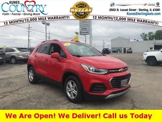 2017 Chevrolet Trax Vehicle Photo in Morrison, IL 61270