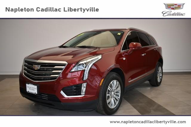 2017 Cadillac XT5 Vehicle Photo in Libertyville, IL 60048