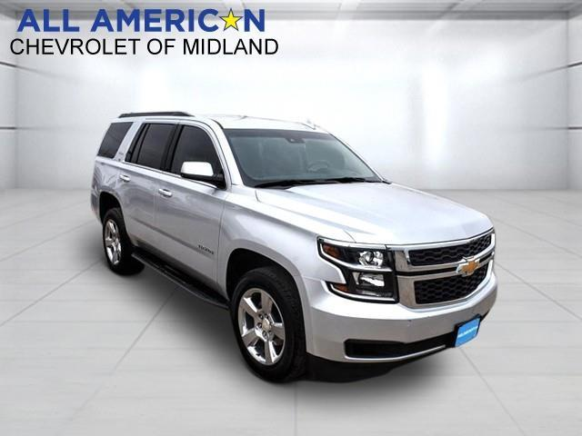 2019 Chevrolet Tahoe Vehicle Photo in Midland, TX 79703