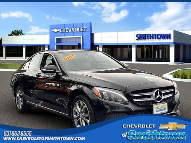 2015 Mercedes-Benz C-Class Vehicle Photo in Saint James, NY 11780