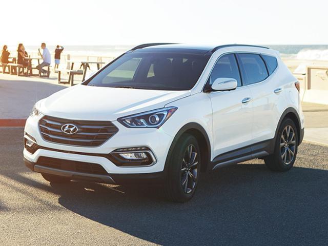2018 Hyundai Santa Fe Sport Vehicle Photo in BURTON, OH 44021-9417