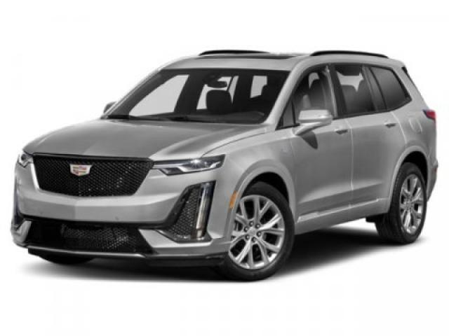 2020 Cadillac XT6 Vehicle Photo in San Antonio, TX 78230