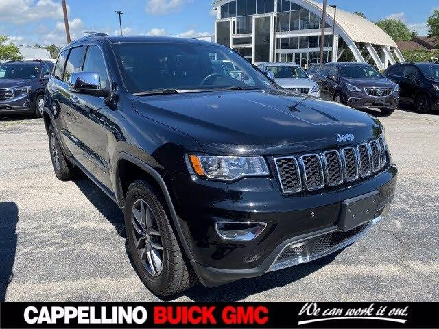2018 Jeep Grand Cherokee Vehicle Photo in Williamsville, NY 14221