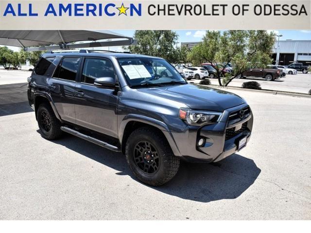 2020 Toyota 4Runner Vehicle Photo in Odessa, TX 79762