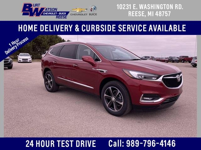 2021 Buick Enclave Vehicle Photo in Reese, MI 48757