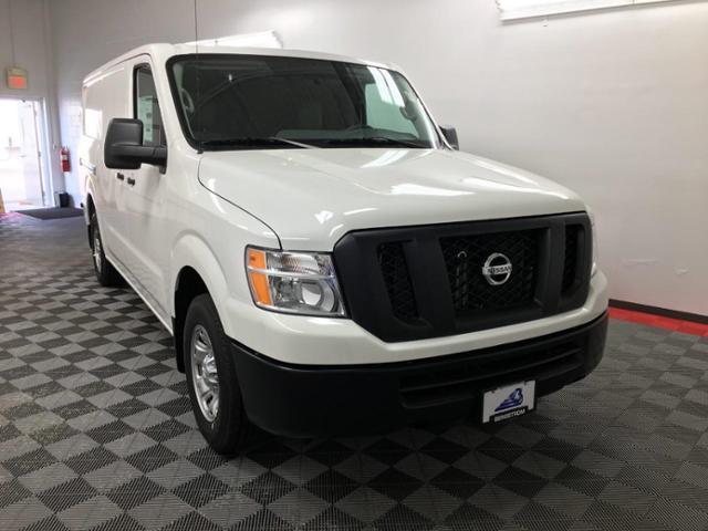 2021 Nissan NV Cargo Vehicle Photo in Appleton, WI 54913