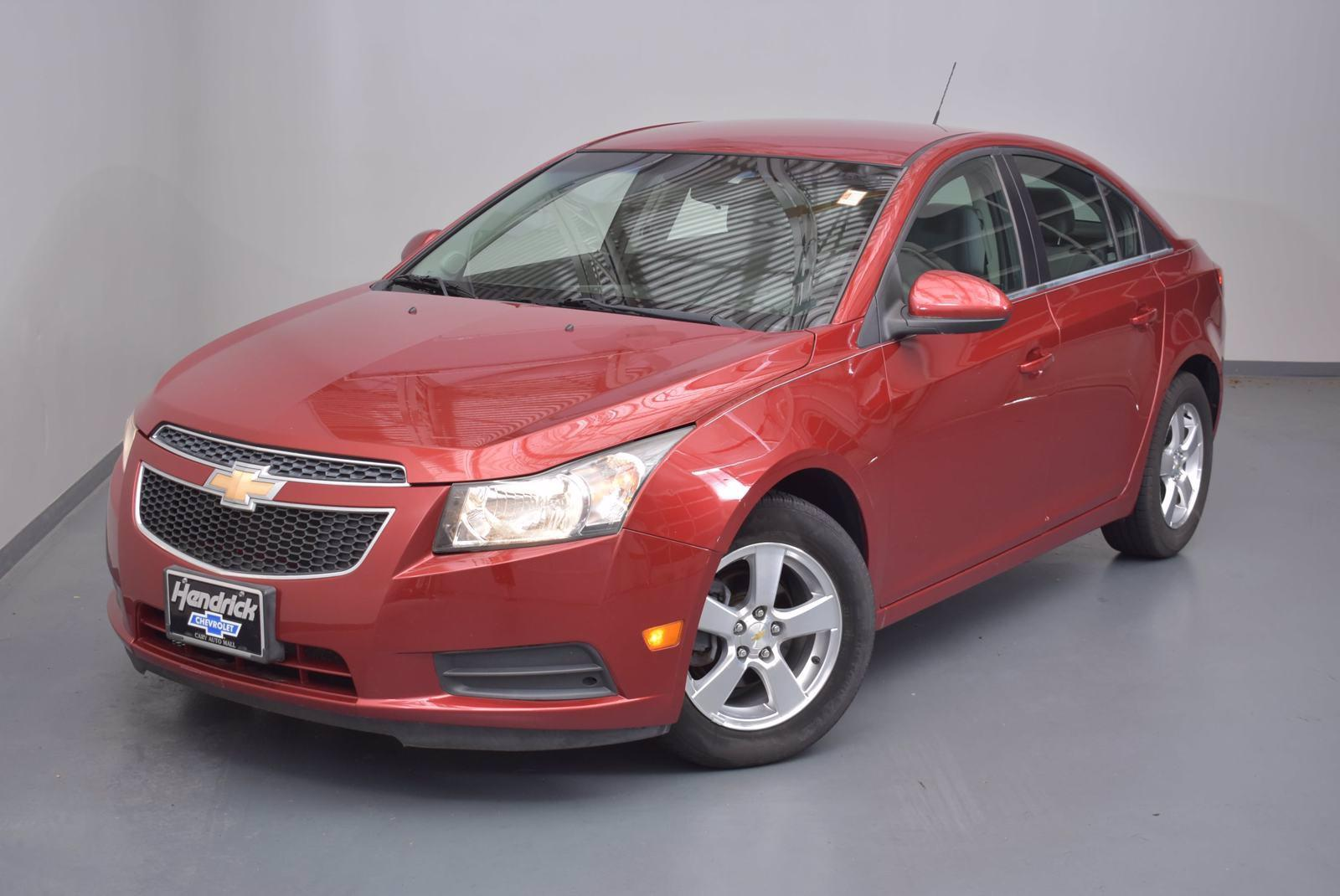2011 Chevrolet Cruze Vehicle Photo in Cary, NC 27511