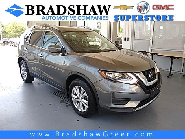 2018 Nissan Rogue Vehicle Photo in Greer, SC 29651