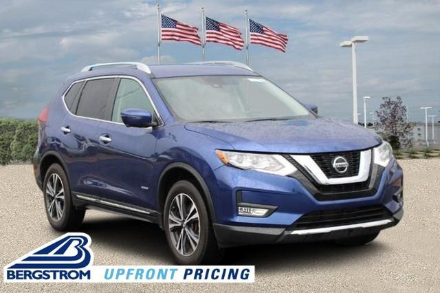 2018 Nissan Rogue Vehicle Photo in MIDDLETON, WI 53562-1492