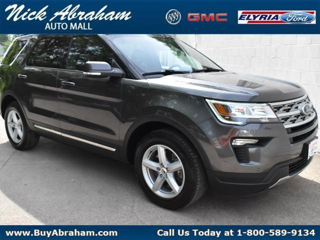 2018 Ford Explorer Vehicle Photo in Elyria, OH 44035