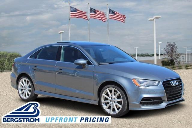 2015 Audi A3 Vehicle Photo in Madison, WI 53713