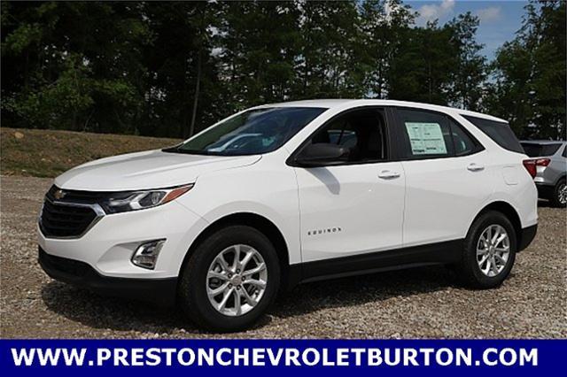 2021 Chevrolet Equinox Vehicle Photo in Burton, OH 44021