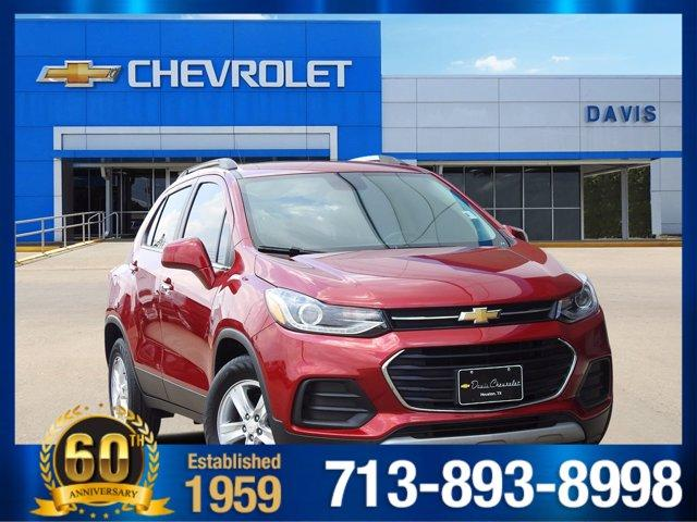 2020 Chevrolet Trax Vehicle Photo in Houston, TX 77054